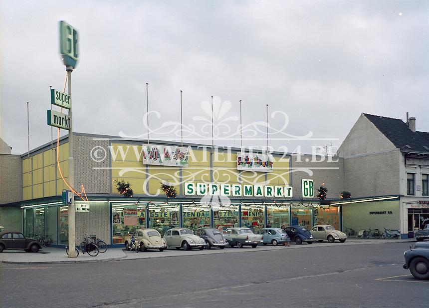 GB Supermarkt.
