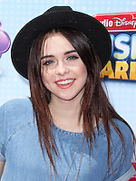 LOS ANGELES, CA, USA - APRIL 26: Acacia Brinley, Watercolor at the 2014 Radio Disney Music Awards held at Nokia Theatre L.A. Live on April 26, 2014 in Los Angeles, California, United States. (Photo by Xavier Collin/Celebrity Monitor)