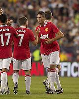New England Revolution vs Manchester United FC July 13 2011