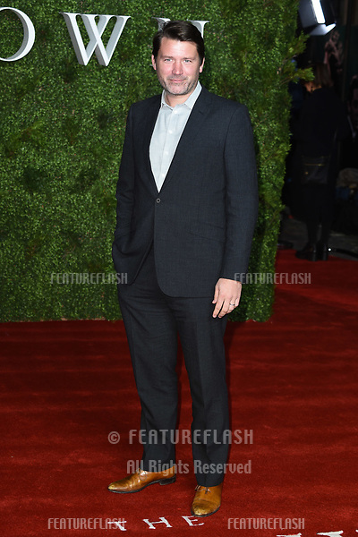 "LONDON, UK. November 13, 2019: Benjamin Caron arriving for ""The Crown"" series 3 premiere at the Curzon Mayfair, London.<br /> Picture: Steve Vas/Featureflash"