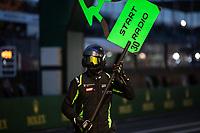 #30 Duqueine Team Oreca 07 - Gibson LMP2, Car controller, 24 Hours of Le Mans , Race, Circuit des 24 Heures, Le Mans, Pays da Loire, France