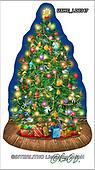 Liz,CHRISTMAS SYMBOLS, WEIHNACHTEN SYMBOLE, NAVIDAD SÍMBOLOS, LizDillon, paintings+++++,USHCLD0347,#XX#