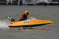 66-W (outboard runabout)