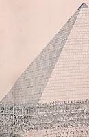 Pyramid:  Grinding and polishing stones. Photo '87.