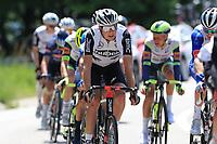 26th May 2021; Canazei, Trentino, Italy; Giro D Italia Cycling, Stage 17 Canazei to Sega Di Ala ; QHUBEKA ASSOS RSA rider