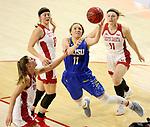South Dakota State Unviersity at University of South Dakota Women's Basketball