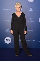 Dame Julie Walters<br /> arriving for the British Independent Film Awards 2017 at Old Billingsgate, London<br /> <br /> <br /> ©Ash Knotek  D3359  10/12/2017
