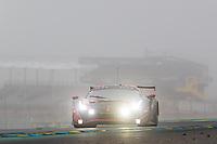 #85 Iron Lynx Ferrari 488 GTE EVO LMGTE Am, Rahel Frey, Sarah Bovy, Michelle Gatting, 24 Hours of Le Mans , Race, Circuit des 24 Heures, Le Mans, Pays da Loire, France
