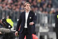 Davide Nicola coach Udinese <br /> Torino 8-03-2018 Allianz Stadium Football Serie A 2018/2019 Juventus - Udinese <br /> photo Matteo Gribaudi / Image Sport / Insidefoto