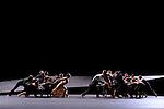 ROMEO ET JULIETTE OU L AMOUR FOU..chorégraphie Joëlle Bouvier..assistants à la chorégraphie Rafael Pardillo, Emilio Urbina..sur une musique de Sergueï Prokofiev..scénographie Rémi Nicolas, Jacqueline Bosson..costumes Philippe Combeau..lumières Rémi Nicolas..Compagnie : Ballet du Grand Théâtre de Genève..Avec :..Sara Shigenari : Juliette..Armando Gonzalez : Romeo..Loris Bonani : Tybalt..Nathanäel Marie : Mercutio..Joseph Aitken..Damiano Artale..Pierre-Antoine Brunet..Prince Credell..Grégory Deltenre..Paul Girard..Clément Haenen..André Hamelin ..Fernanda Barbosa..Hélène Bourbeillon ..Gabriela Gomez..Virginie Nopper..Yu Otagaki..Isabelle Schramm..Sarawanee Tanatanit..Madeline Wong..Yanni Yin..Daniela Zaghini..Lieu : Theatre National de Chaillot..Ville : Paris..Le : 06 04 2011..© Laurent Paillier / photosdedanse.com..All rights reserved