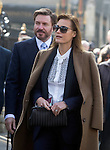 David Frost Memorial Service at Westminster Abbey<br /> <br /> Simon and Yasmin Le Bon <br /> <br /> <br /> <br /> <br /> Pic by Gavin Rodgers/Pixel 8000 Ltd