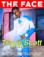 """11TH SEPTEMBER 2020: The new issue of THE FACE looks forwards not backwards, outwards not inwards. Fronted by rap megastar Travis Scott, shot by FACE alumni David LaChapelle, it marks an incredible moment in time – one in which the world changed forever and refused to go back to """"normal"""". <br />  <br /> In his cover interview with Ira Madison III, Travis Scott announces himself as newly committed to fighting for social change in an Instagram post following George Floyd's death. Travis says he's relieved that the wider world is at last waking up to the injustices the Black community faces. In an all-day shoot with his friend, AstroWorld collaborator and THE FACE alumni David LaChapelle, Ira got an intimate look at modern rap's megastar, seeing him as a father, partner, and lover of games, dogs and musicals.<br />  <br /> """"People are finally seeing the oppression that's been happening and overlooked, and that we, as a culture, have been fighting through every day,"""" he says. """"We got a voice to try to make change. Allow me to help in any way.""""<br />  <br /> From Travis to Slipknot, front line workers to designers hoping to redefine fashion's role in the world, Issue 4 of the recently relaunched style bible feels imbued by recent events in every way. <br />  <br /> """"Pretty much everything we've touched on in this issue has somehow been impacted by pandemic, Black Lives Matter and the upcoming US election – and sometimes it's at the intersection of all of these things,"""" Editor Stuart Brumfitt says. """"This year has been a lot, and like Cape Town's Mikhailia Peterson says in our globe-spanning portfolio that tracks 20 twenty-somethings, we should all be in awe of ourselves for getting through it.""""<br />  <br /> – There's an epic, excoriating report by Andrea Domanick that looks at the US """"warrior police"""" and how they need to change. <br />  <br /> – A mood gauging look at the swing states that will settle the Presidential Election, featuring politicians, activists and campai"""