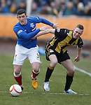 Ross Perry and Darren Lavery
