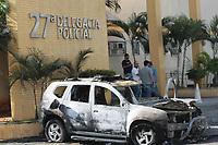 24/08/2020 - INCENDIO EM VIATURA DA POLÍCIA CIVIL NO RIO DE JANEIRO