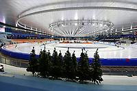 SCHAATSEN: HEERENVEEN: 26-12-2020, IJsstadion Thialf, WK Kwalificatie overige, ©foto Martin de Jong
