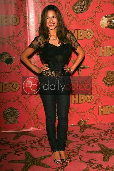 Nadine Velazquez<br />at the 2006 HBO Emmy After Party. Pacific Design Center, West Hollywood, CA. 08-27-06<br />Dave Edwards/DailyCeleb.com 818-249-4998