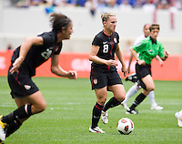 Amy Rodriguez. The USWNT defeated Mexico, 1-0, during the game at Red Bull Arena in Harrison, NJ.