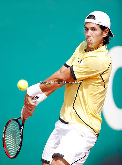 17-4-07, Monaco,Master Series Monte Carlo, Fernando Verdasco