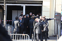 ATTENTATS DE PARIS - RECONSTITUTION AU BATACLAN