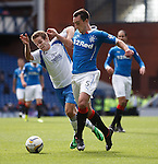 Lee Wallace on the wing
