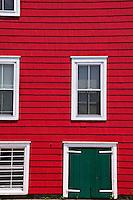 Building detail, Lunenburg; Canada