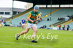 Nathan Guerin, Kerry in the Allianz National Hurling League Division 2A Round 4 at Austin Stack Park, Tralee on Saturday.