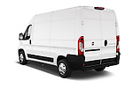 Car pictures of rear three quarter view of 2016 Fiat Ducato MultiJet-MH2 4 Door Cargo Van Angular Rear