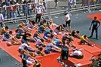 Festa de aniversário, 450 anos da cidade de São Paulo. 2004. Foto de Juca Martins.