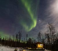 Tolovana Hot Springs, Interior, Alaska.