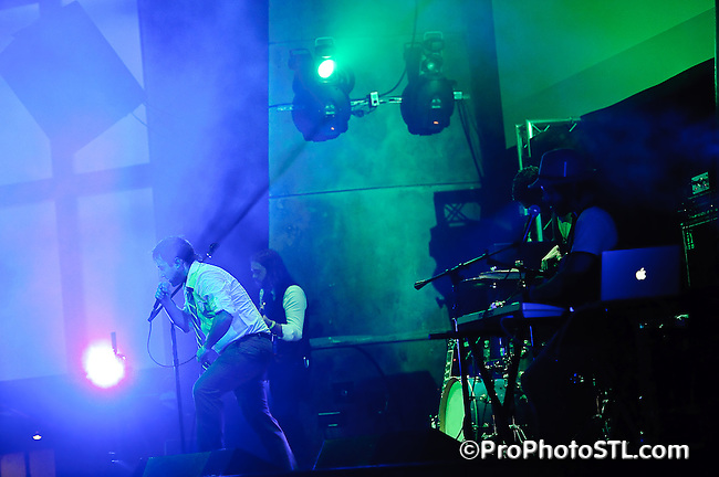 Option // Control in concert at Voodoo Lounge of Harrah's Casino in St. Louis, MO on Dec 18, 2009.