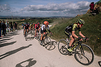 eventual race winner Annemiek Van Vleuten (NED/Mitchelton-Scott)<br /> <br /> 5th Strade Bianche WE (1.WWT)<br /> One day race from Siena to Siena (136km)<br /> <br /> ©JojoHarper for kramon