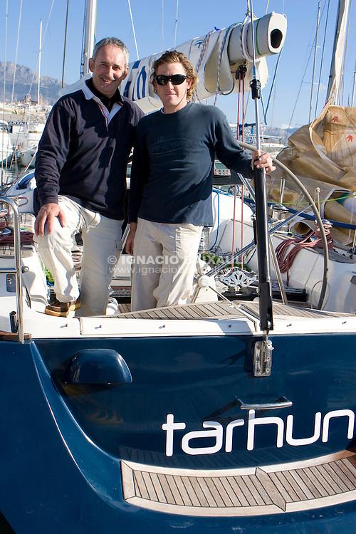 Tarhun XXII Trofeo 200 millas a dos - Club Náutico de Altea - Alicante - Spain - 22/2/2008