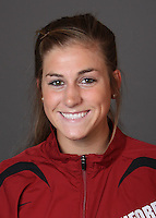 STANFORD, CA - OCTOBER 22:  Kate Baldoni of the Stanford Cardinal during water polo picture day on October 22, 2009 in Stanford, California.