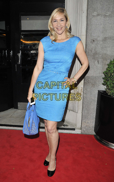 LONDON, ENGLAND - JUNE 02: Tania Bryer attends the Health Lottery VIP tea party, The Savoy Hotel, The Strand, on Monday June 02, 2014 in London, England, UK.<br /> CAP/CAN<br /> ©Can Nguyen/Capital Pictures