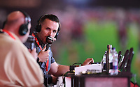 15th September 2020; Vitality Stadium, Bournemouth, Dorset, England; English Football League Cup, Carabao Cup Football, Bournemouth Athletic versus Crystal Palace; commentators offer their opinion on the match