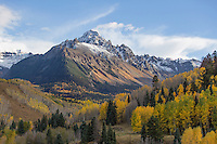 Mt. Sneffels, near Ridgway, Colorado
