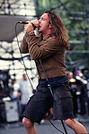 Various portraits & live photographs of the rock band, .Pearl Jam