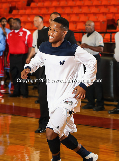 2013 DFW Basketball Challenge Basketball Tournament