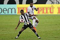 Rio de Janeiro (RJ), 07/03/2021 - Botafogo-Resende - Marcelo Benevenuto jogador do Botafogo,durante partida contra o Resende,válida pela 2ª rodada da Taça Guanabara,realizada no Estádio Nilton Santos (Engenhão), na zona norte do Rio de Janeiro,neste domingo (07).