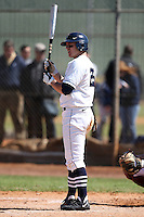 February 28, 2010:  John Andreoli of the University of Connecticut Huskies during the Big East/Big 10 Challenge at Raymond Naimoli Complex in St. Petersburg, FL.  Photo By Mike Janes/Four Seam Images