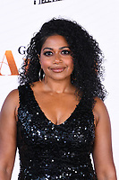 """PASADENA, CA - JUNE 10: Rebecca Naomi Jones attends National Geographic's """"Genius: Aretha"""" FYC Drive-In Screening And Panel at the Rose Bowl on June 10, 2021 in Pasadena, California. (Photo by Vince Bucci/National Geographic/PictureGroup)"""