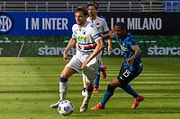 inter-sampdoria - milano 8 maggio 2021 - 35° giornata Campionato Serie A - nella foto: bereszynski