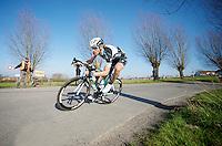 Martin Velits (SVK)<br /> <br /> 3 Days of West-Flanders<br /> stage 2: Nieuwpoort - Ichtegem 186km