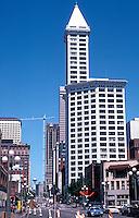 Seattle: Smith Tower, 1914. Gaggin & Gaggin.  Photo '86.