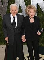 APR 29 Kirk Douglas' widow Anne Douglas dies aged 102