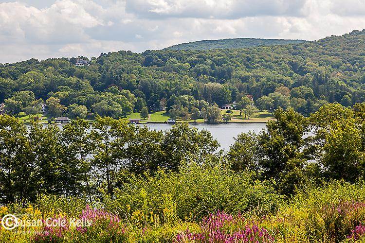 Lake Waramaug in New Preston, Litchfield Hills, CT