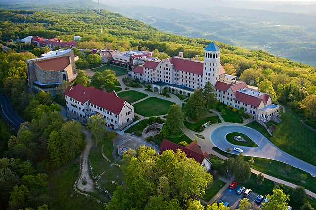 Covenant College on Lookout Mountain