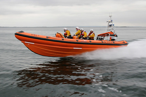 File image of Galway RNLI's inshore lifeboat
