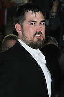 """HOLLYWOOD, CA - NOVEMBER 12: Marcus Luttrell at the AFI FEST 2013 - """"Lone Survivor"""" Premiere held at TCL Chinese Theatre on November 12, 2013 in Hollywood, California. (Photo by David Acosta/Celebrity Monitor)"""