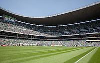 Azteca. USA Men's National Team loses to Mexico 2-1, August 12, 2009 at Estadio Azteca, Mexico City, Mexico. .   .